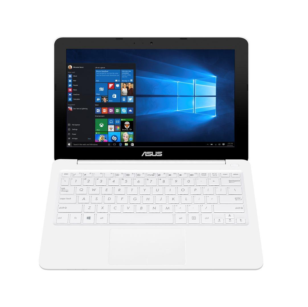ASUS E202SA 11,6/N3050/500GB/4G/B/Win 10, bílý