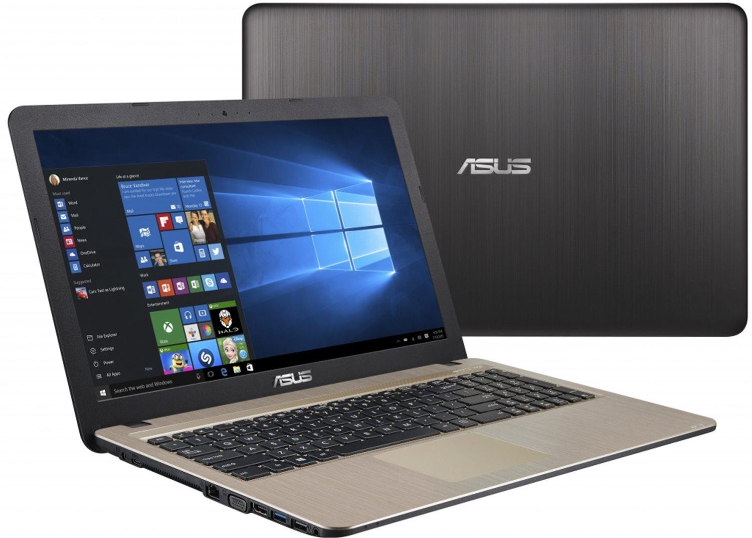 ASUS F540LJ 15.6/i5-5200U/1TB/8G/NV/W10, černý