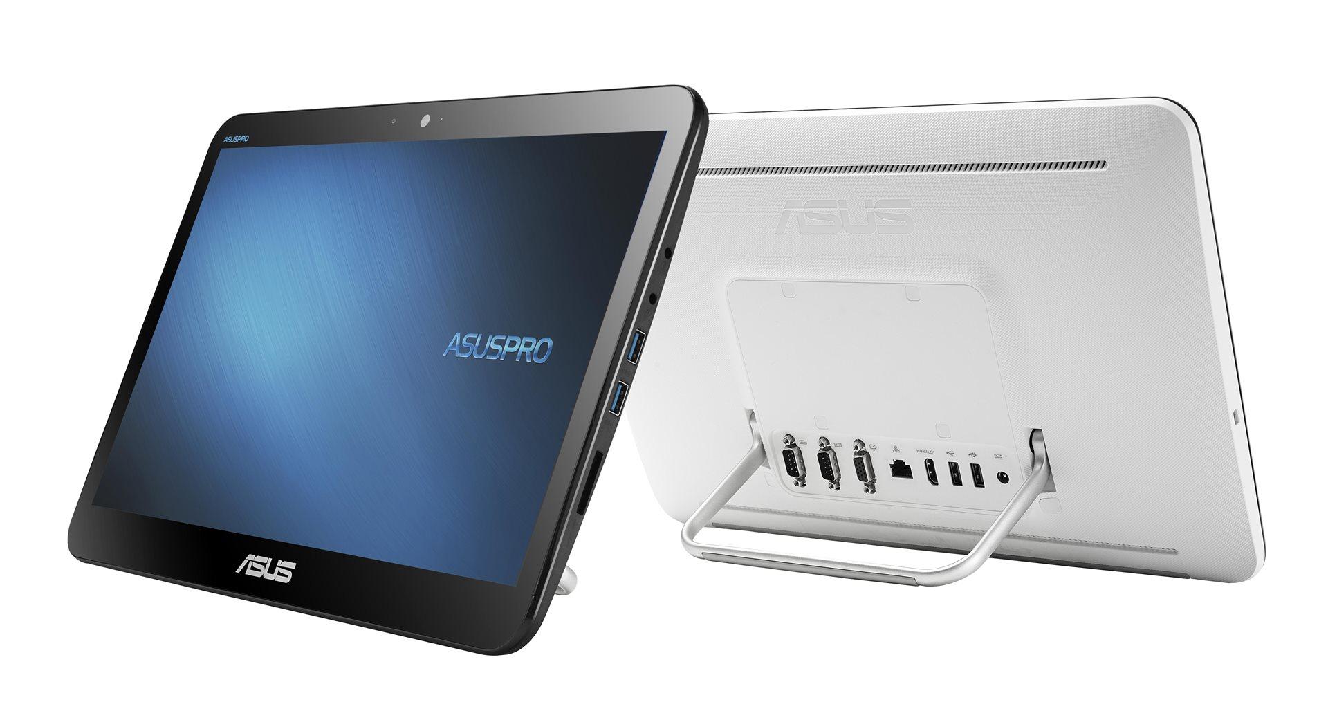 ASUS AIO A4110 15,6/N3150/500G/2G/bez OS, bílý