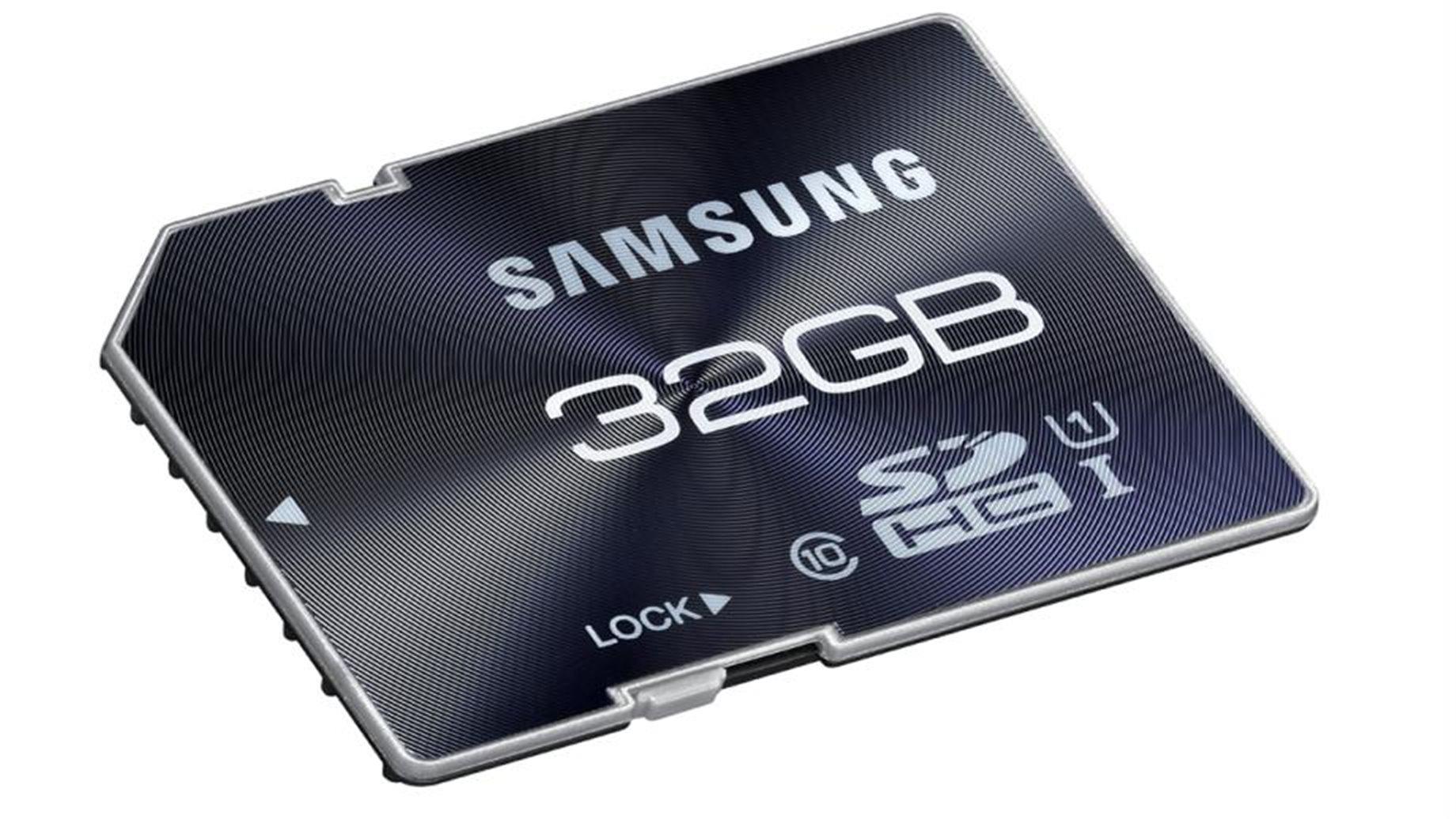 SDHC 32GB Samsung MB-SGBGB Pro class 10
