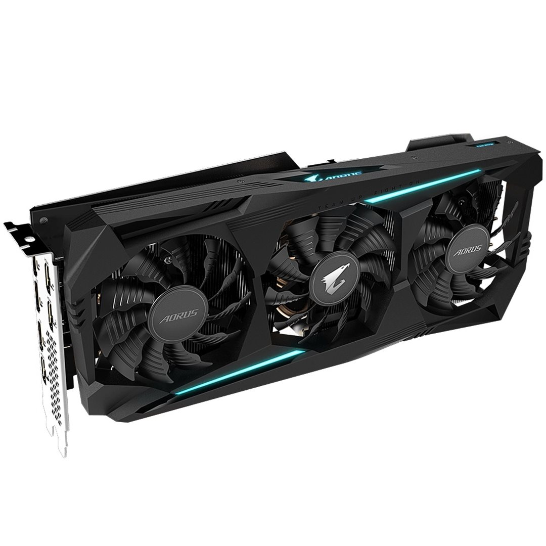 GIGABYTE AORUS Radeon™ RX 5700 XT 8G 2.0